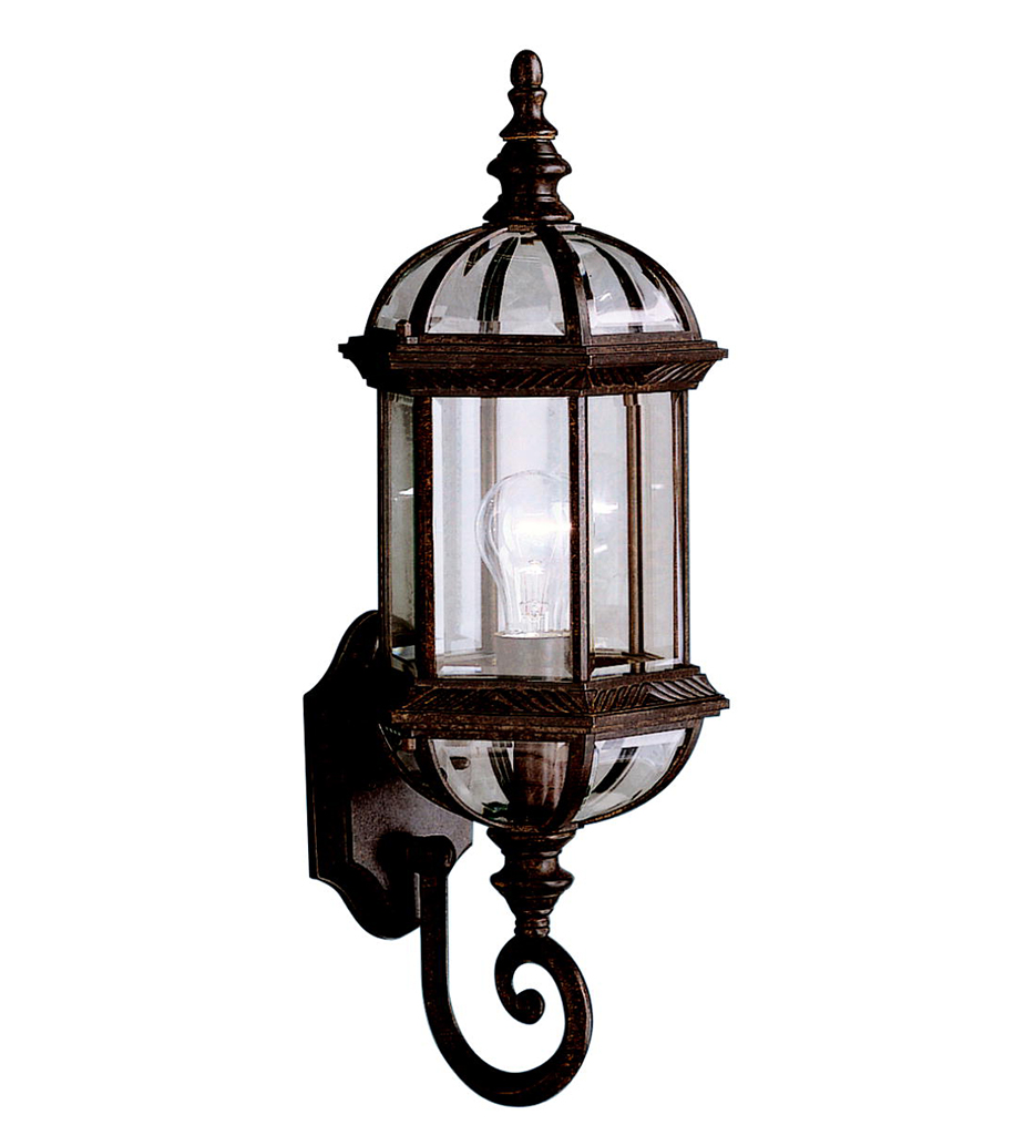 "Barrie 21.75"" Outdoor Wall Sconce"