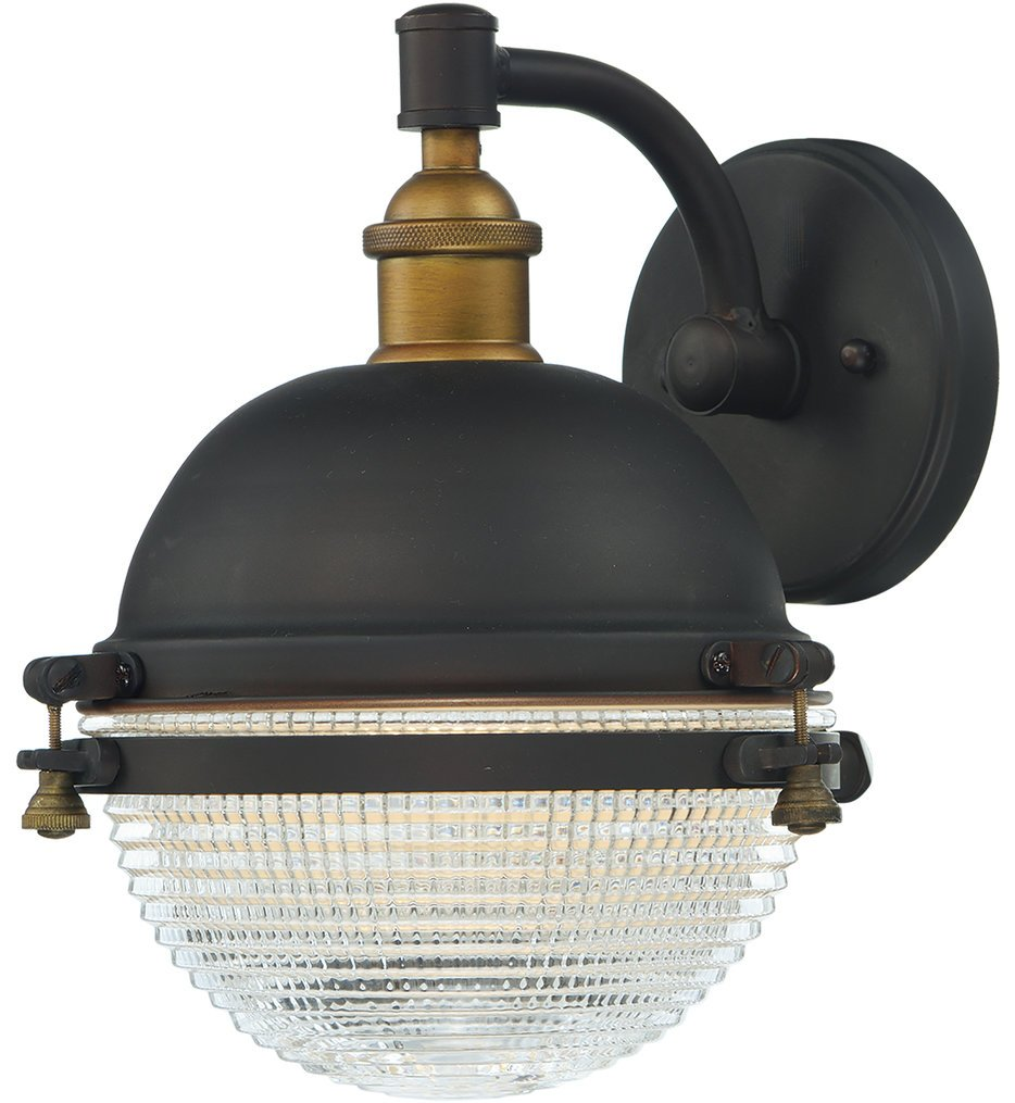 """Portside 11"""" Outdoor Wall Sconce"""