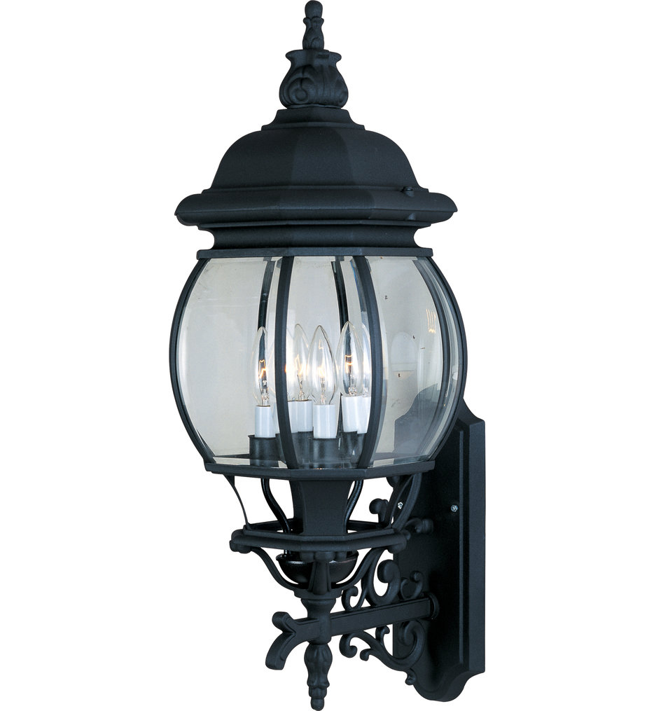 """Crown Hill 28.5"""" Outdoor Wall Sconce"""