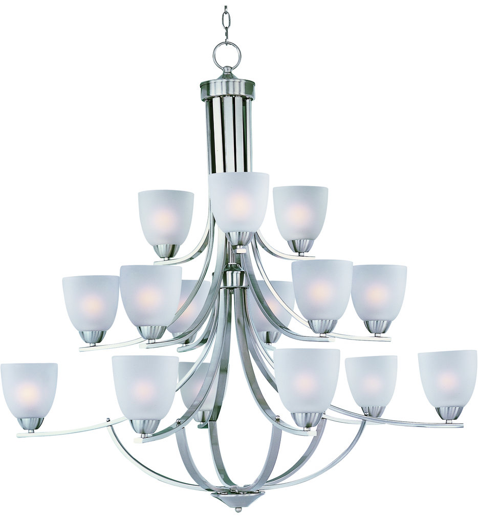 """Axis 43"""" Chandelier"""