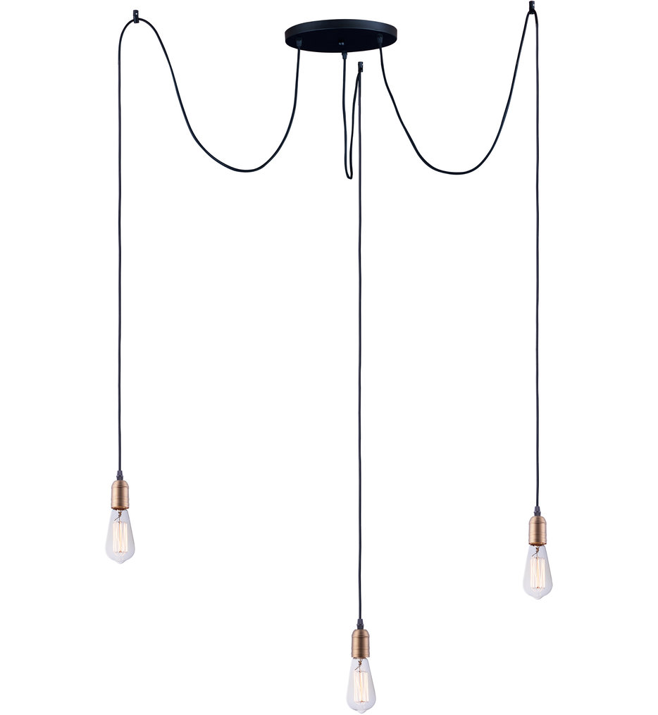 """Early Electric 11.75"""" Pendant"""