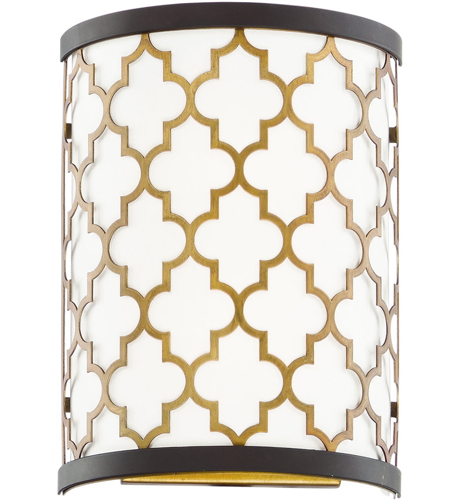 """Crest 15.5"""" Wall Sconce"""