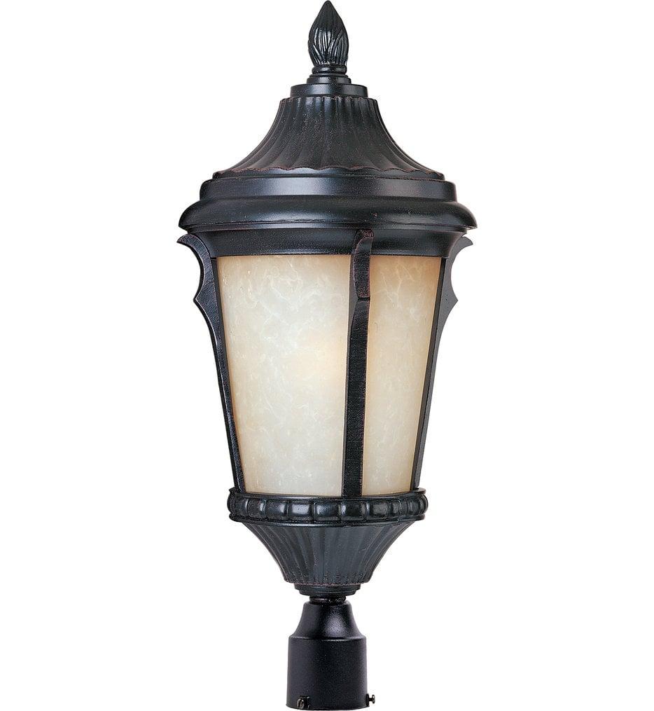 "Odessa 20.5"" Incandescent Outdoor Post Light"