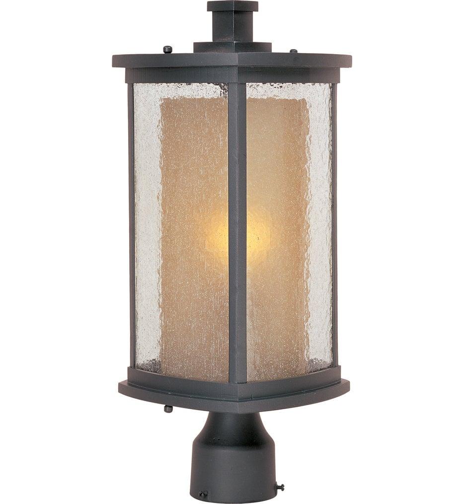 """Bungalow 18"""" Incandescent Outdoor Post Light"""