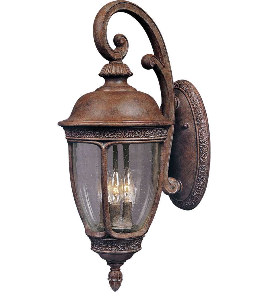 """Knob Hill 19.5"""" Outdoor Wall Sconce"""