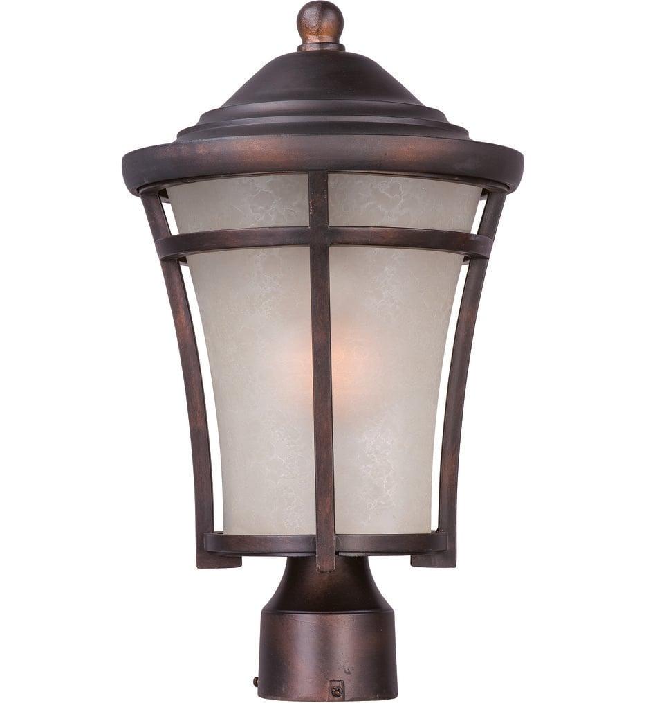 """Balboa 17.25"""" Incandescent Outdoor Post Light"""