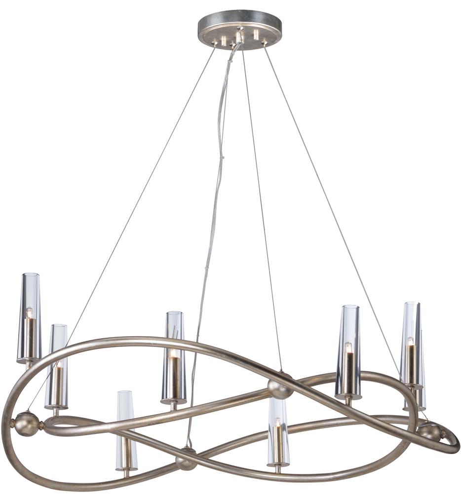 Maxim Lighting - 38497CLGS -