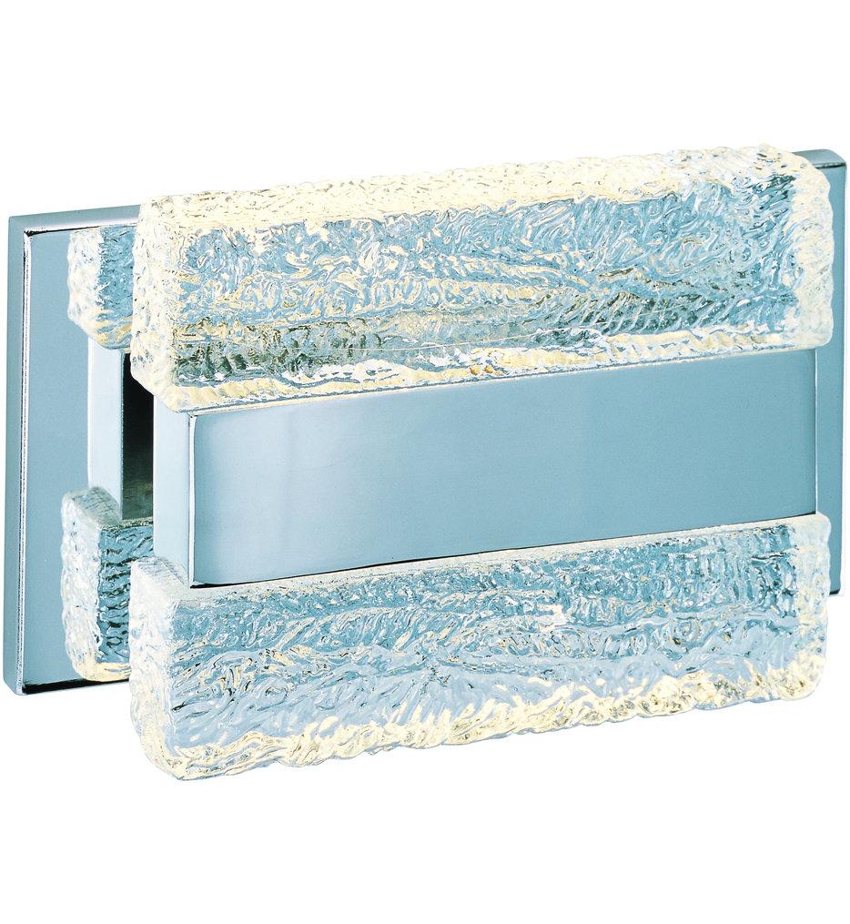 "Ice 9"" Bath Vanity Light"