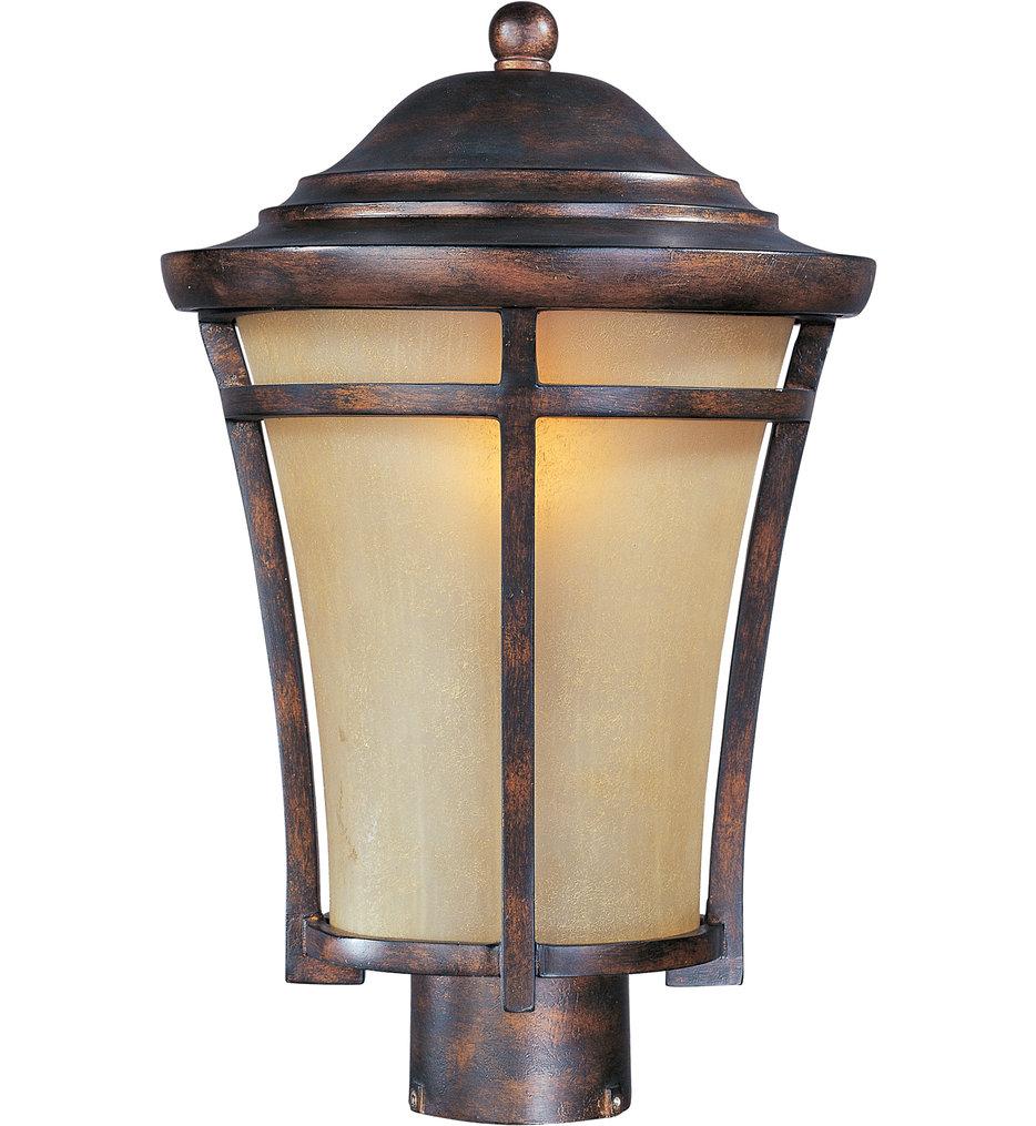 """Balboa 15.5"""" Incandescent Outdoor Post Light"""