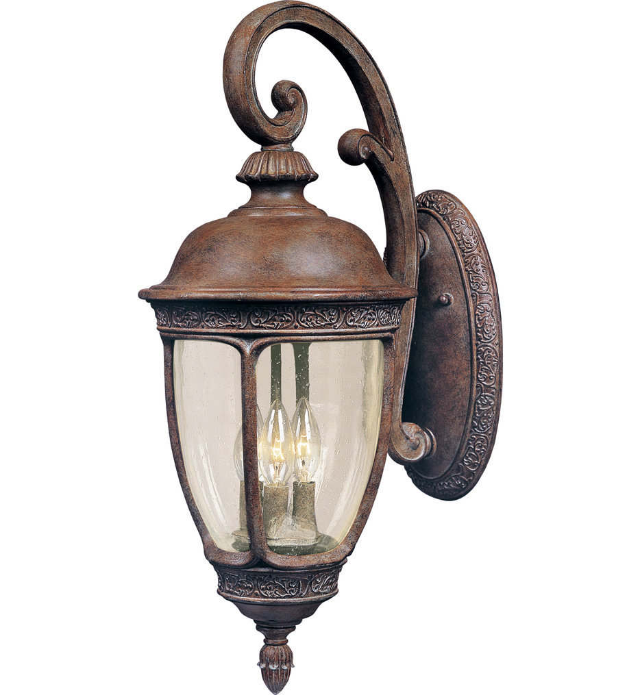"""Knob Hill 33"""" Outdoor Wall Sconce"""