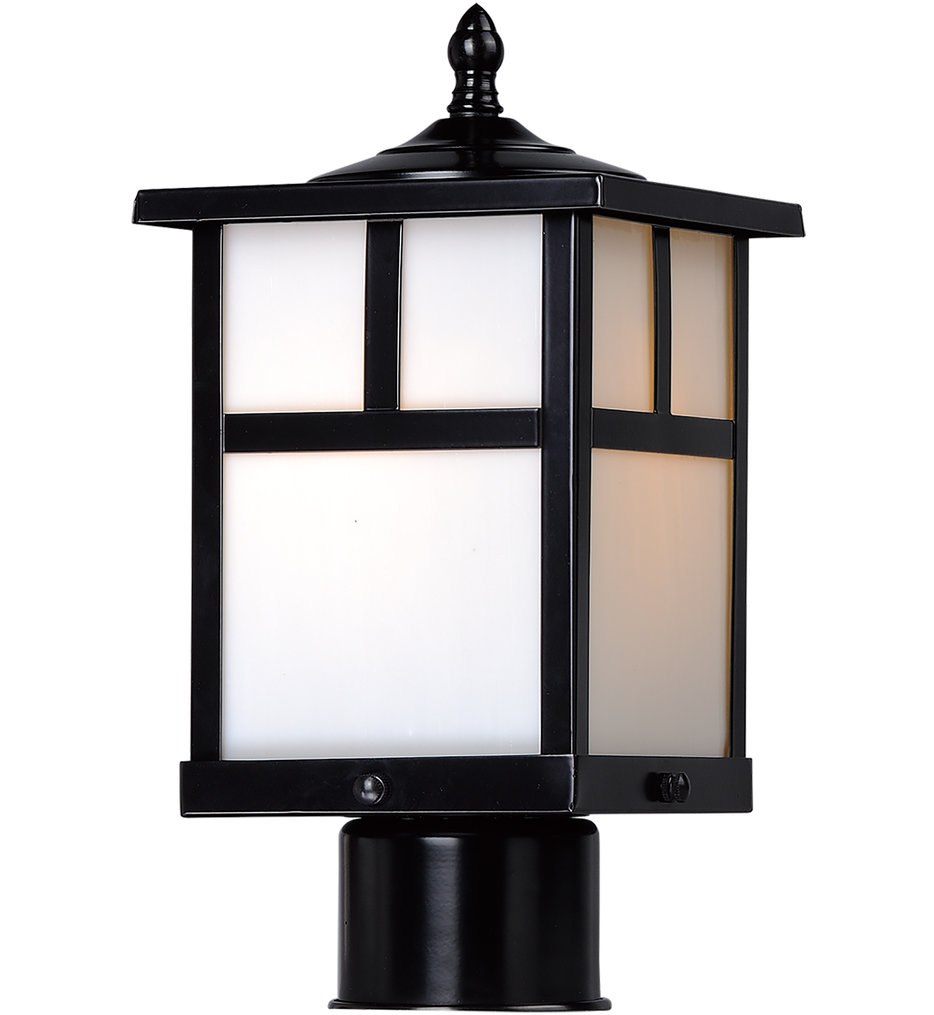 Coldwater 1 Light Outdoor Post Lantern