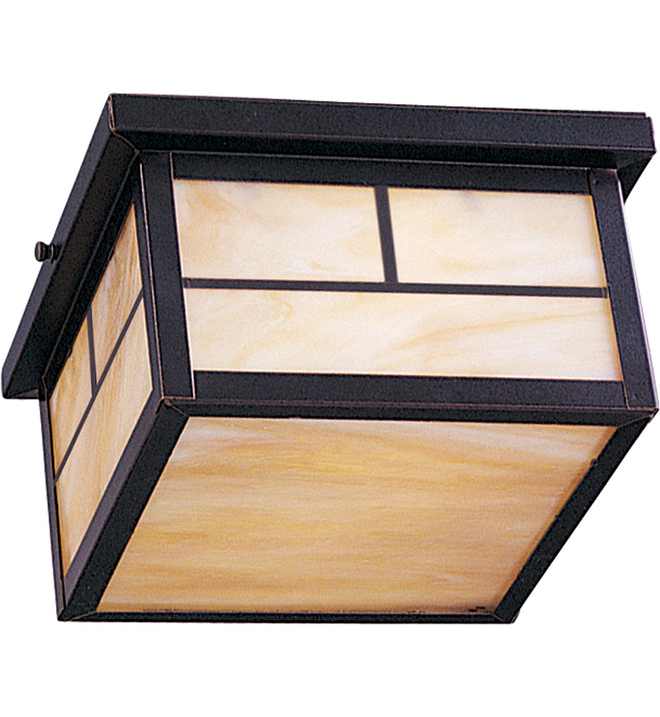 """Coldwater 9"""" Outdoor Flush Mount"""
