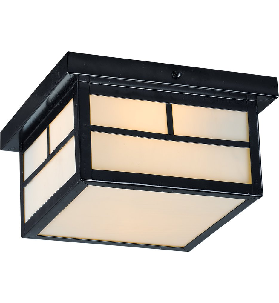 """Coldwater 9.25"""" Outdoor Flush Mount"""