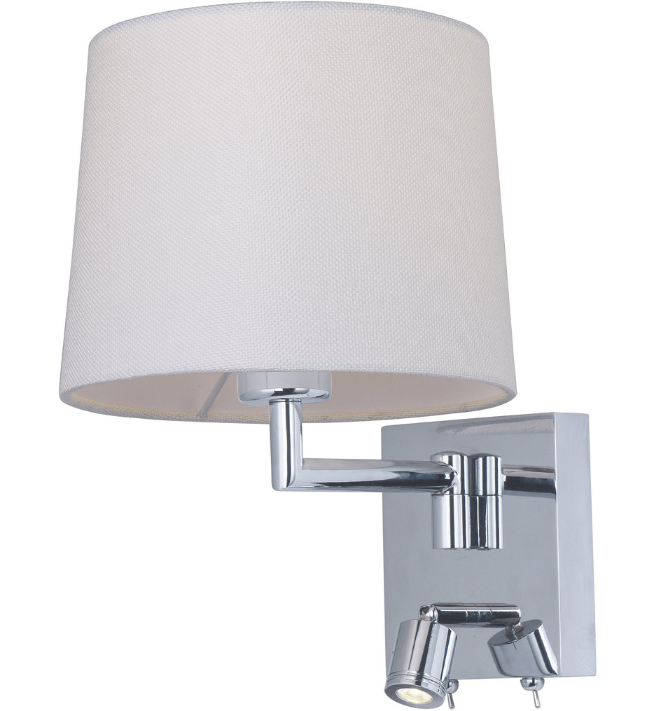 """Hotel 12.25"""" Wall Sconce"""
