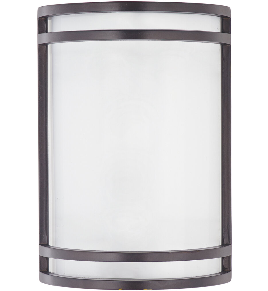"Linear 10"" Outdoor Wall Sconce"