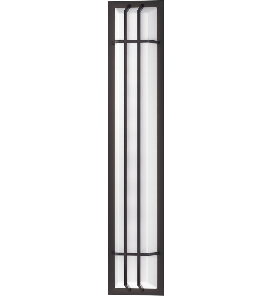 """Trilogy 44"""" Outdoor Wall Sconce"""