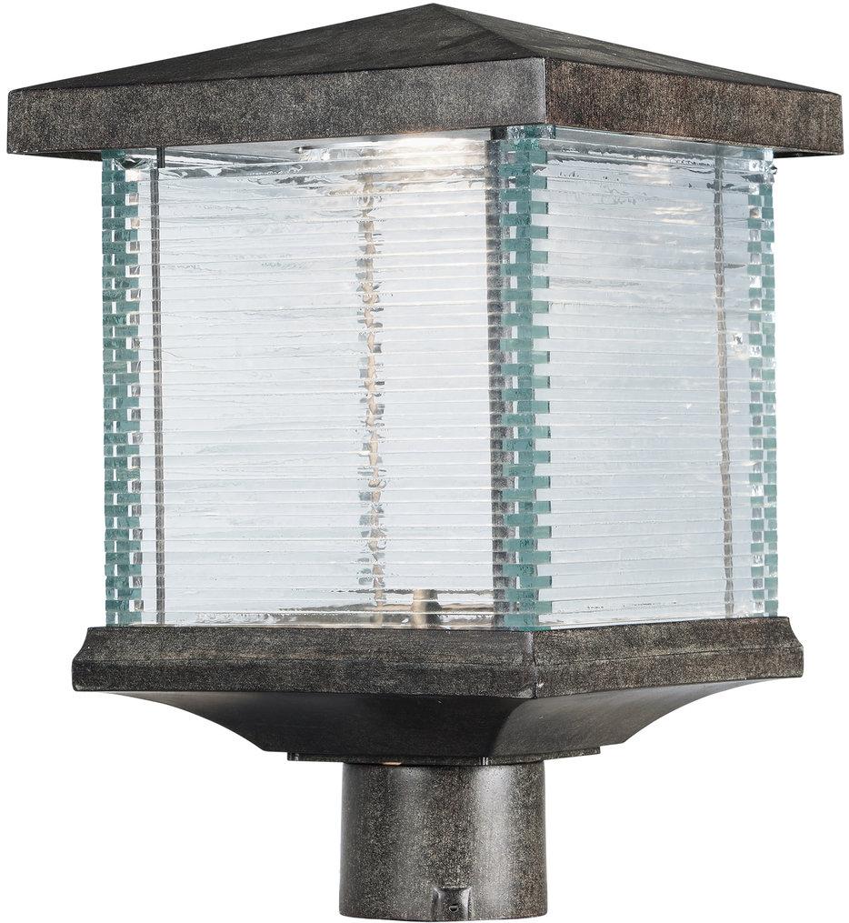 "Triumph 15"" Outdoor Post Lantern"
