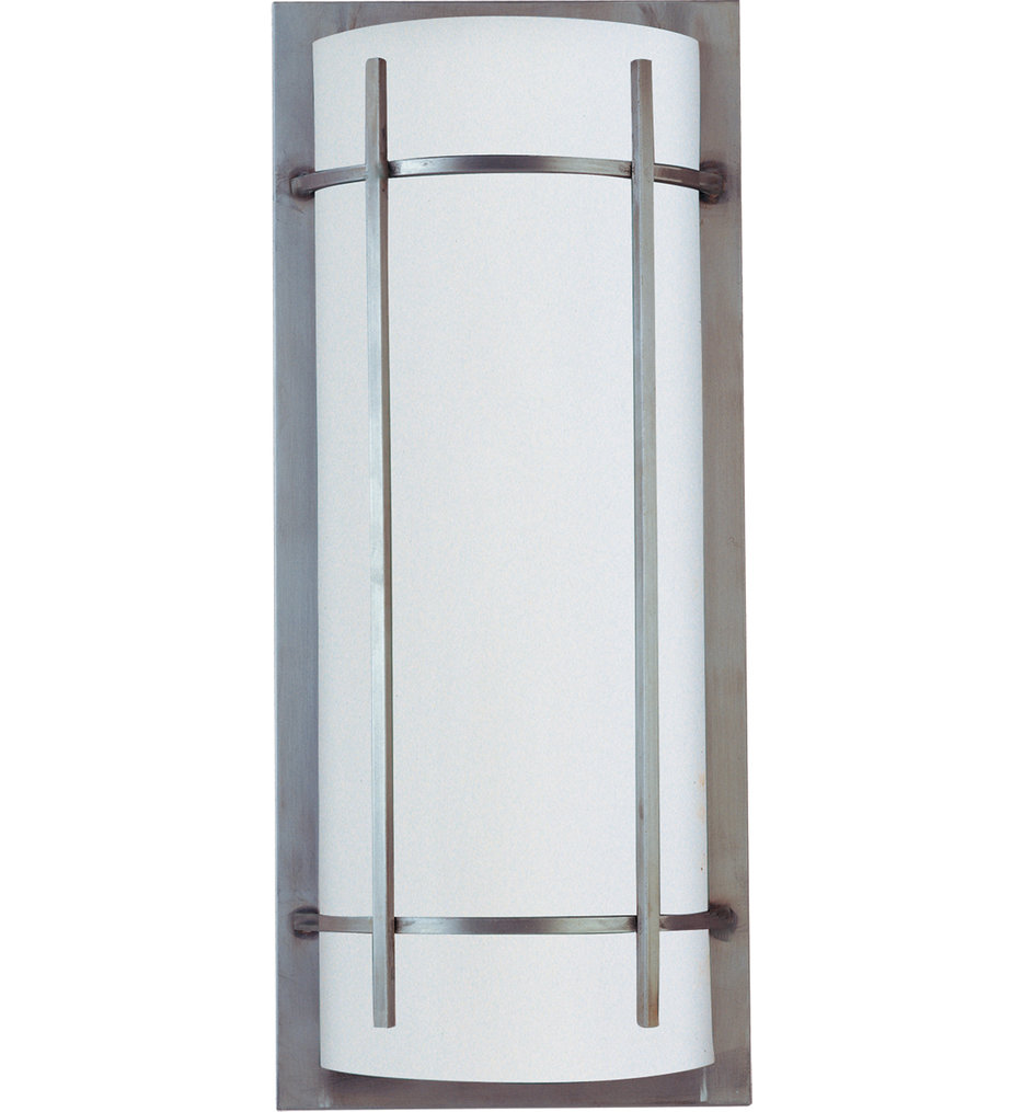 """Luna 21"""" Outdoor Wall Sconce"""