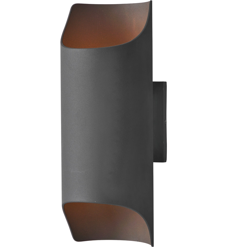 """Lightray 13.75"""" Outdoor Wall Sconce"""