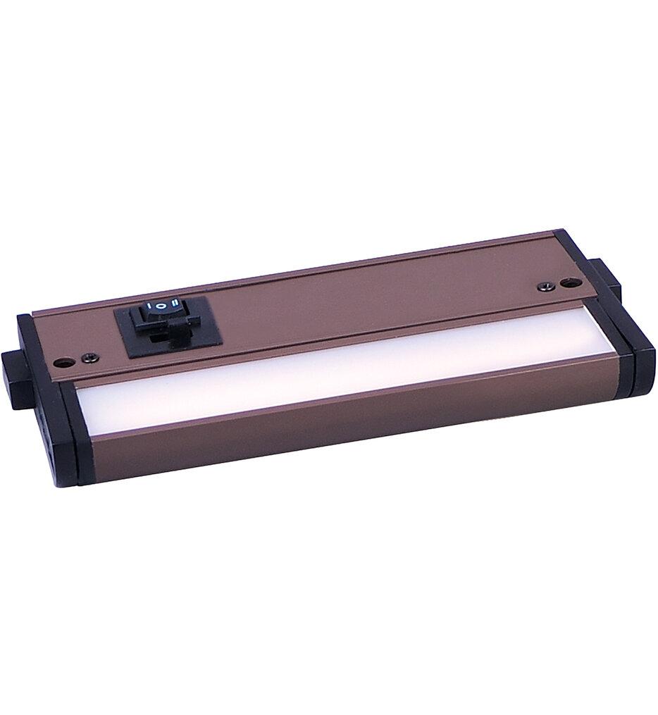 "CounterMax MX-L-120-3K Basic 6"" 2700/3000/4000K Under Cabinet Bar"