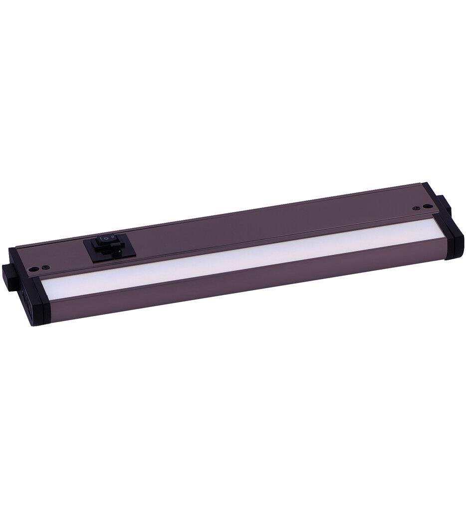 "CounterMax MX-L-120-3K Basic 12"" 2700/3000/4000K Under Cabinet Bar"