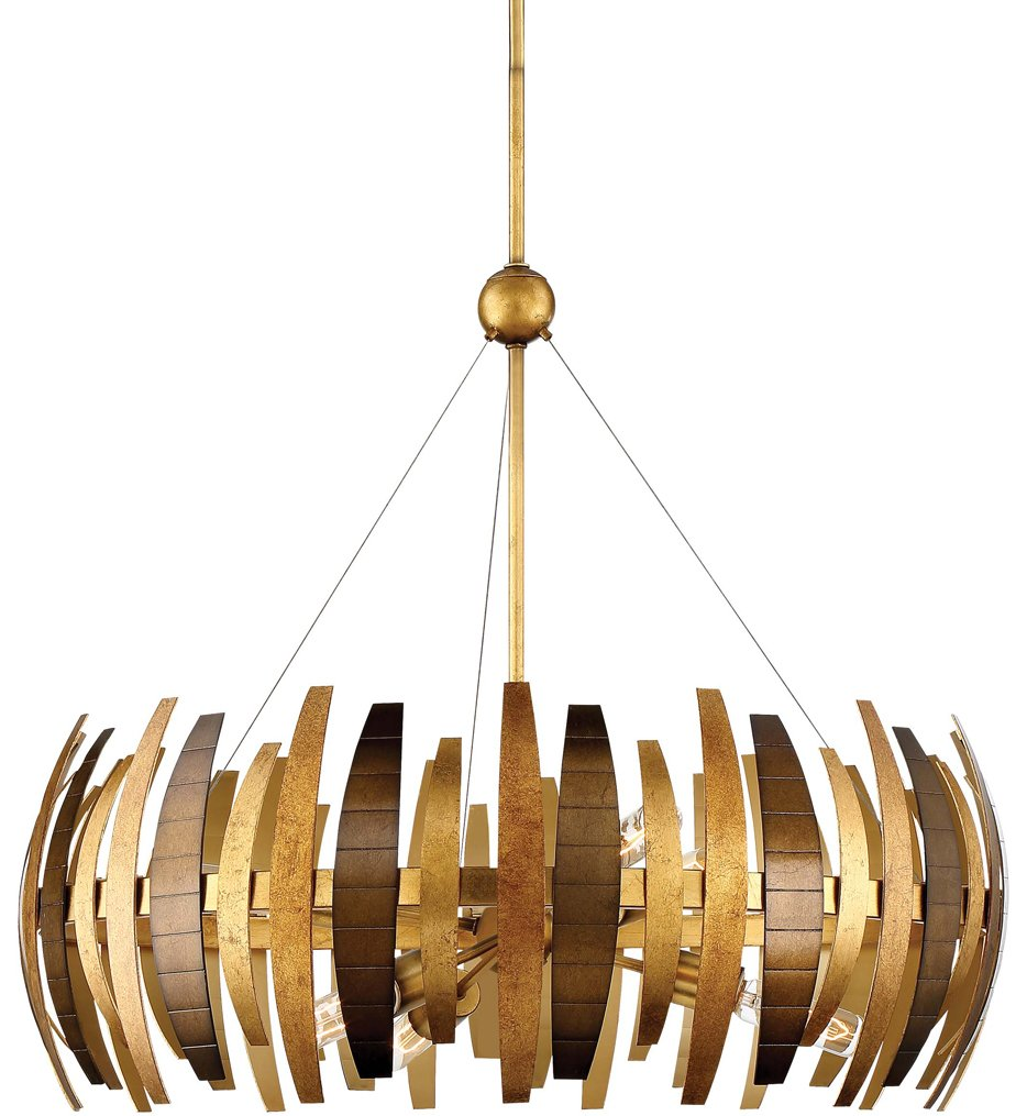 """Manitou 28.5"""" Chandelier"""