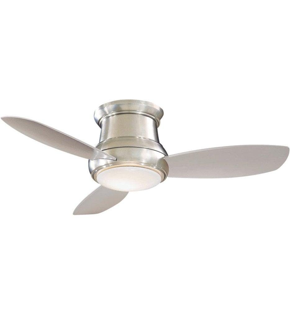 """Concept II 44"""" Flush Mount Fan"""