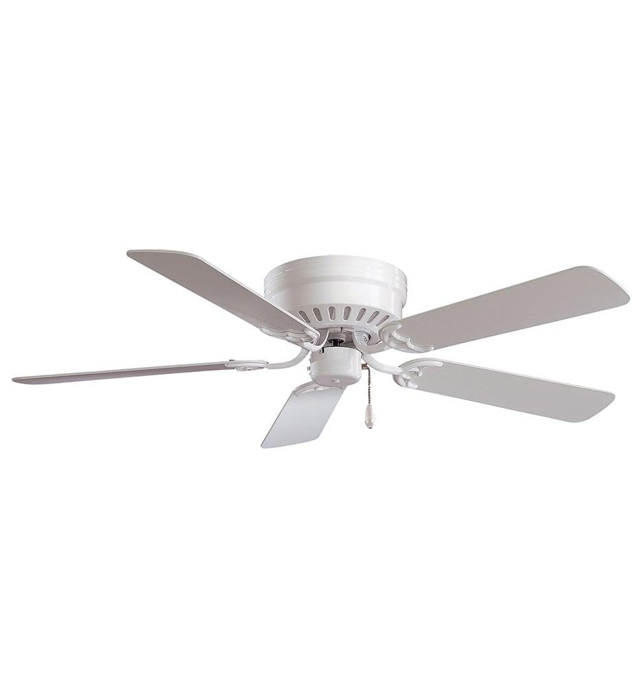 """Mesa 52"""" Flush Mount Fan"""
