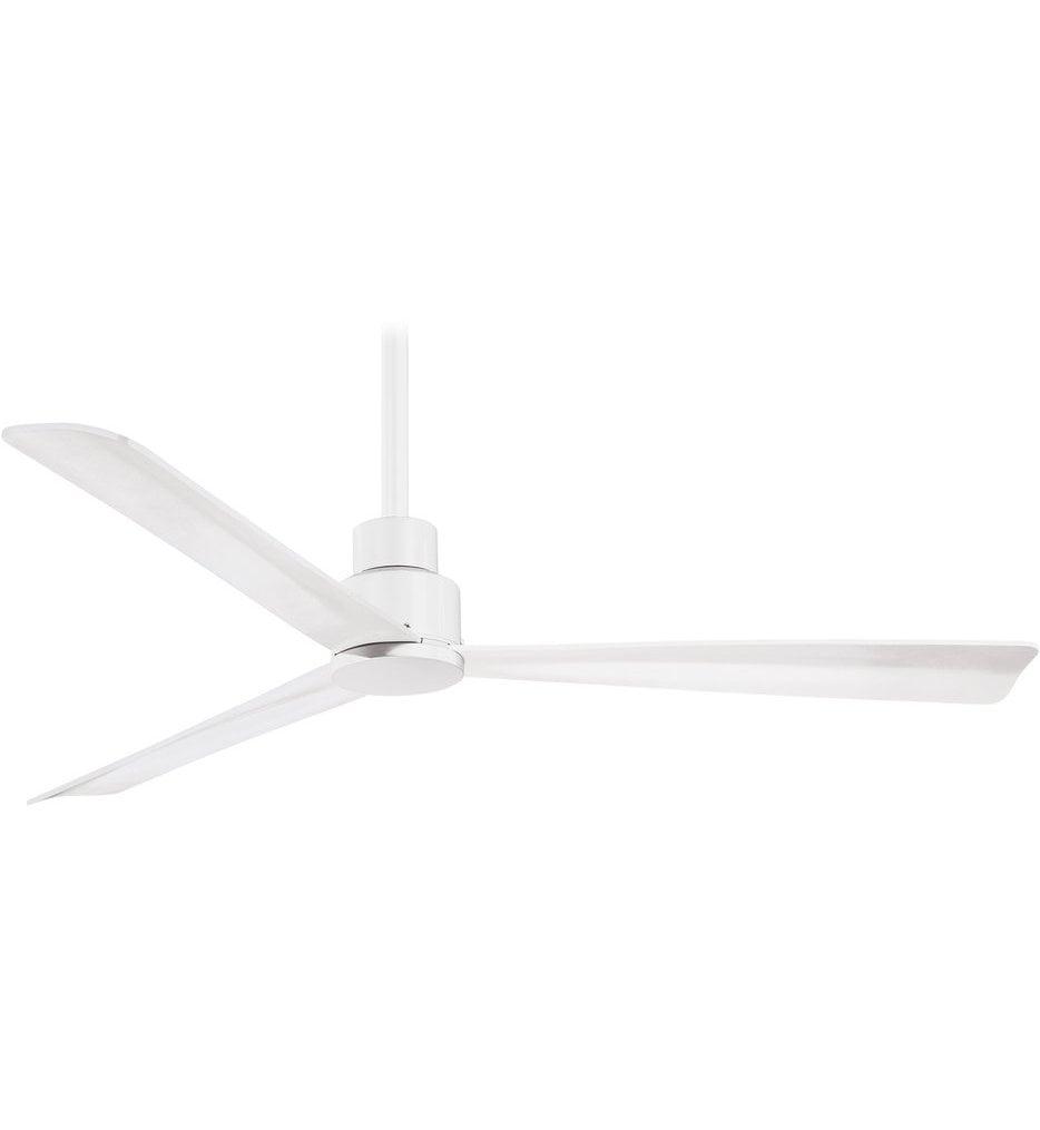 """Simple 52"""" Ceiling Fan"""