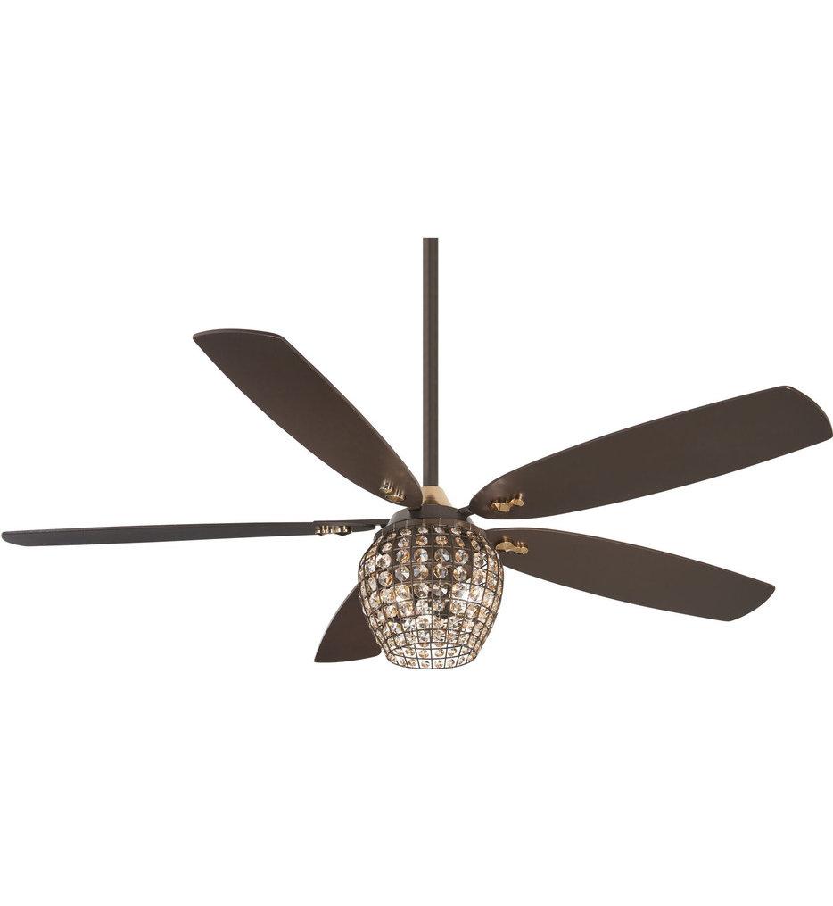 """Bling 56"""" Ceiling Fan"""