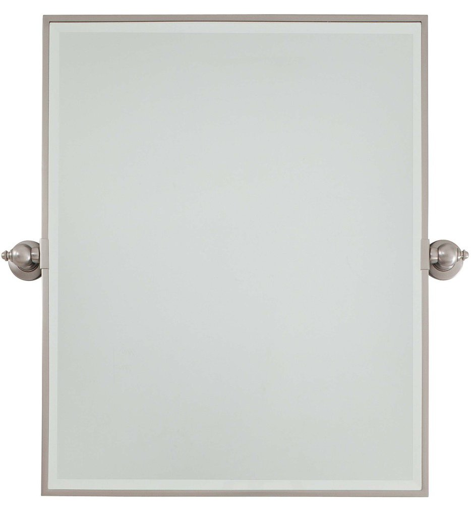 Beveled Xl Rectangle Mirror
