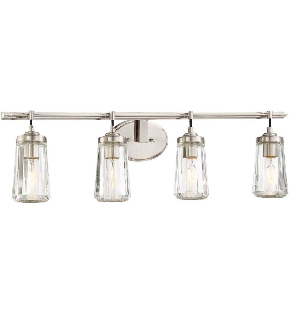 """Poleis 32"""" Bath Vanity Light"""