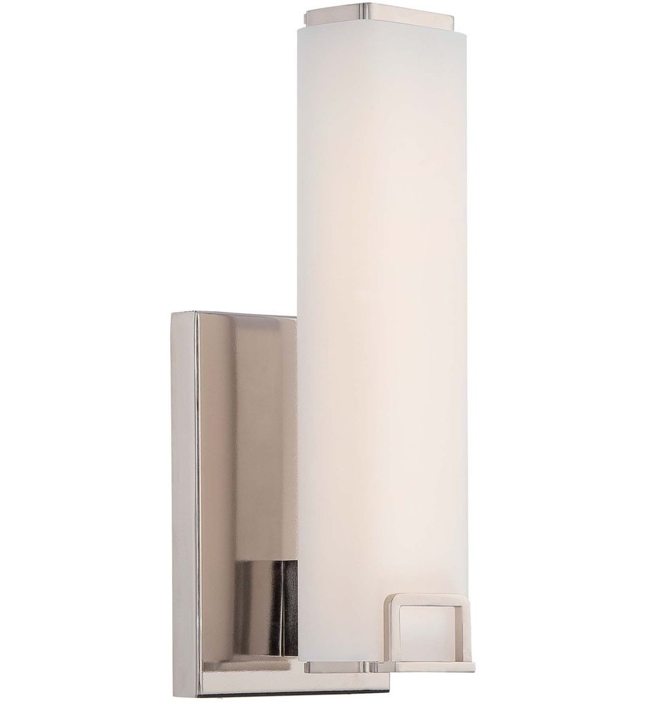 """Square 12.5"""" Wall Sconce"""