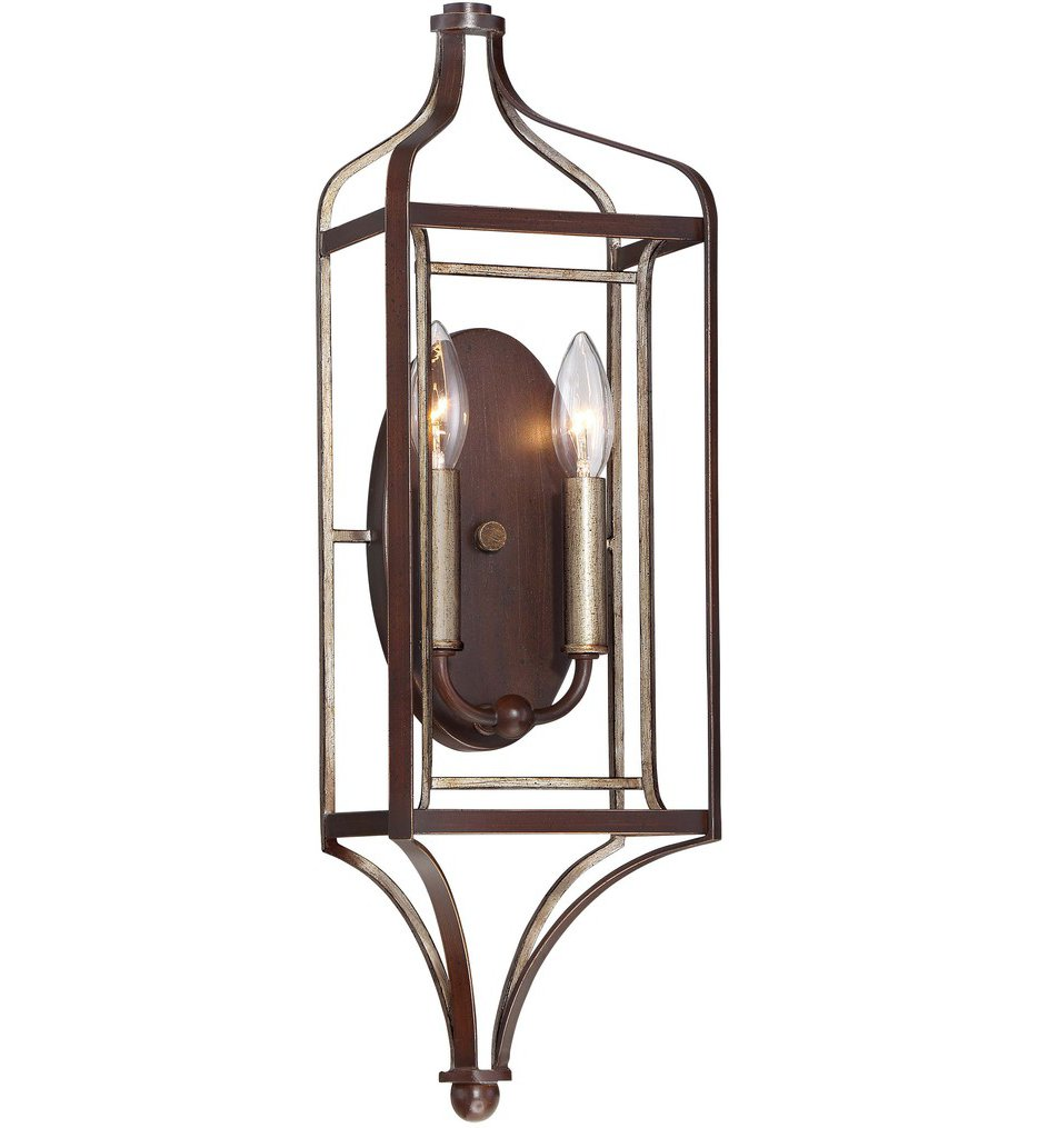 """Astrapia 22"""" Wall Sconce"""