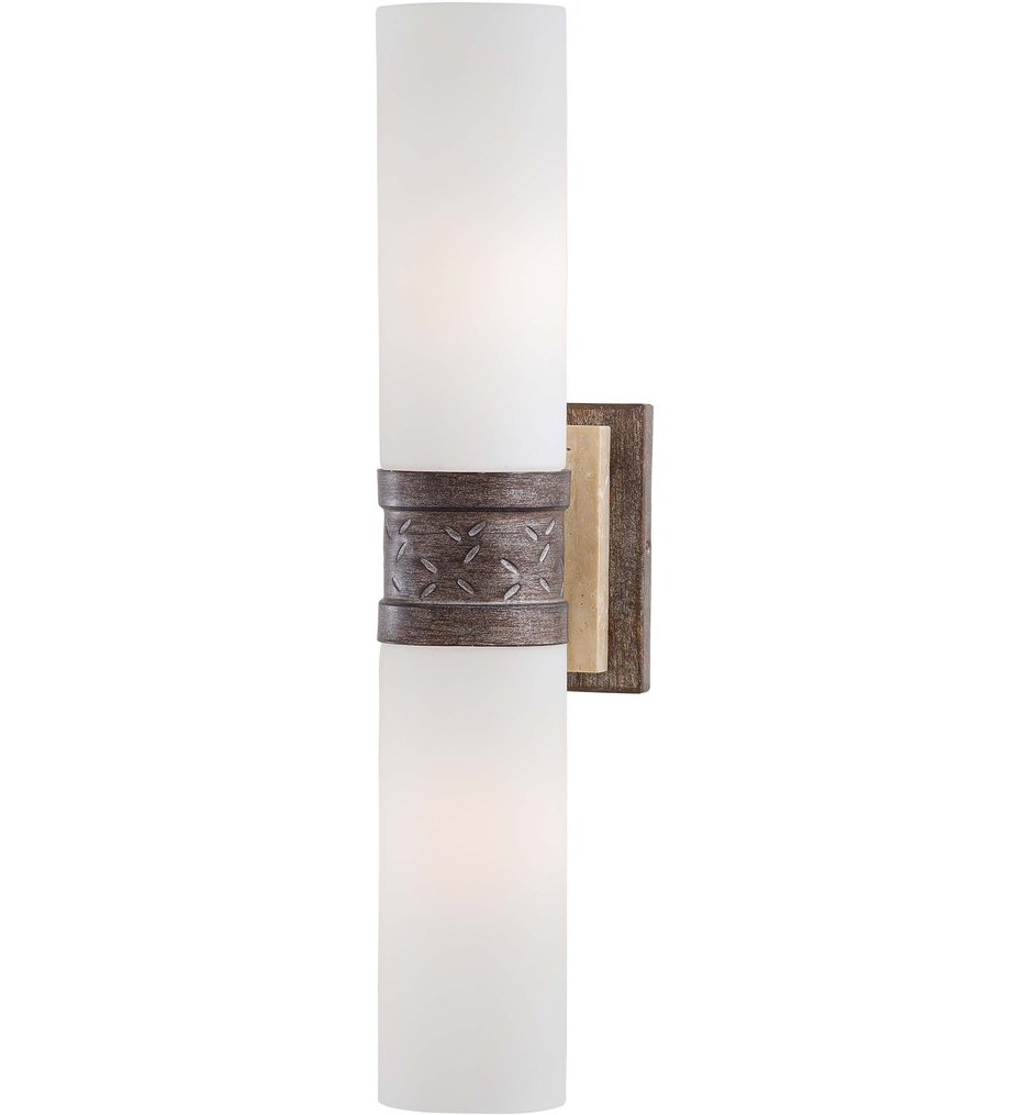 """Compositions 18.5"""" Wall Sconce"""