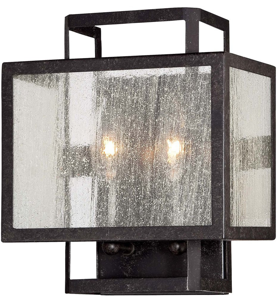 """Camden Square 9.5"""" Wall Sconce"""