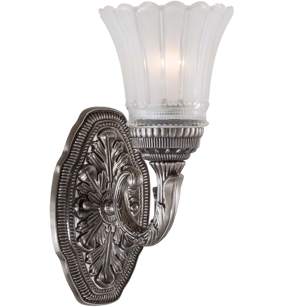 """Europa 11.25"""" Wall Sconce"""