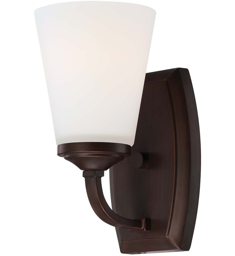 """Overland Park 9"""" Wall Sconce"""