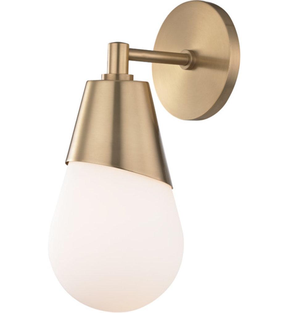 """Cora 11.75"""" Wall Sconce"""