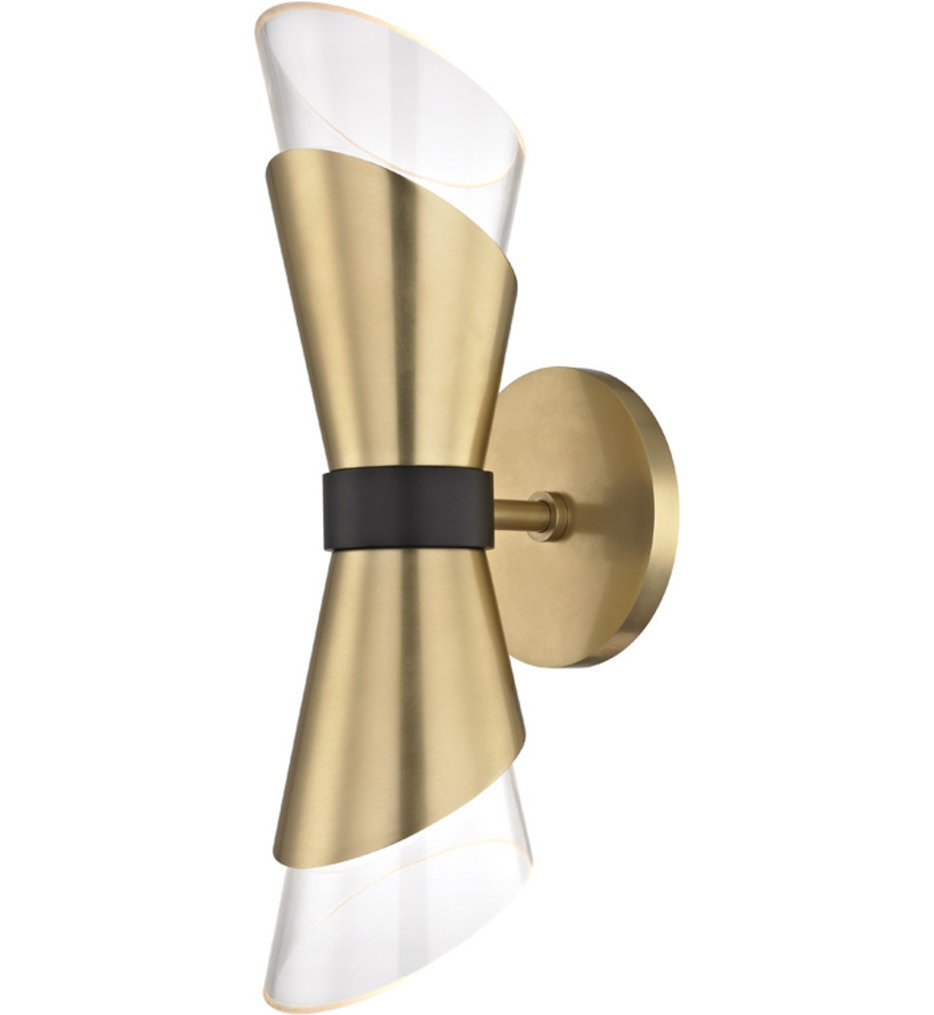 """Angie 15"""" Wall Sconce"""