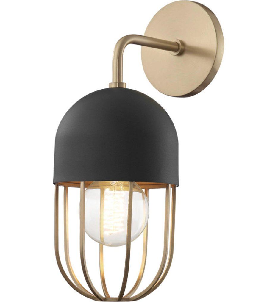 """Haley 14"""" Wall Sconce"""