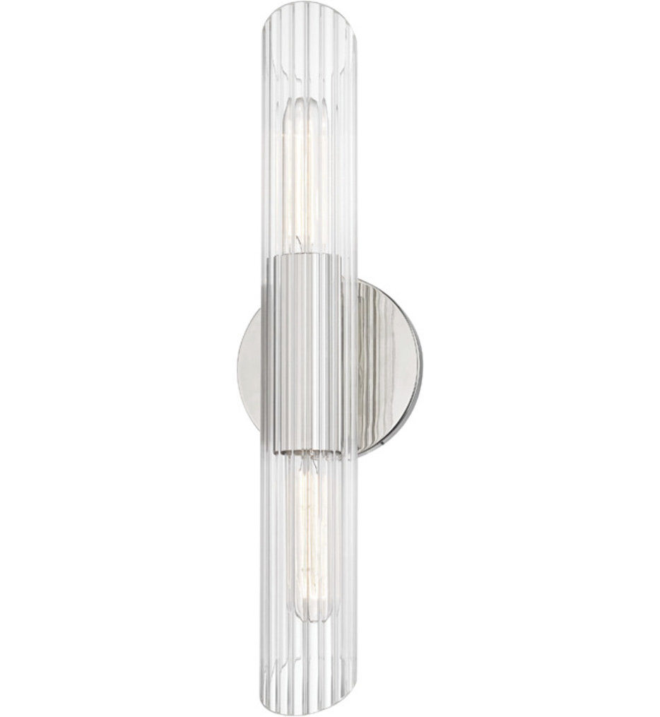 """Cecily 17"""" Wall Sconce"""