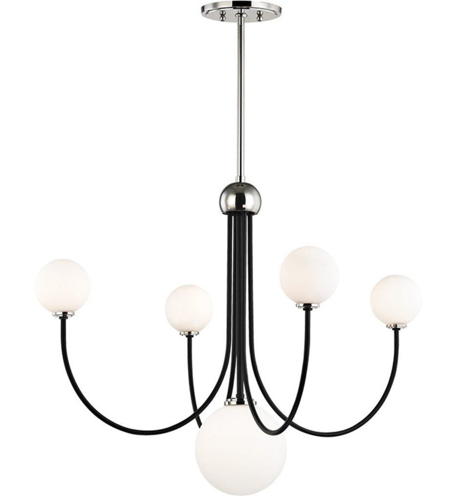 """Coco 30"""" Chandelier"""