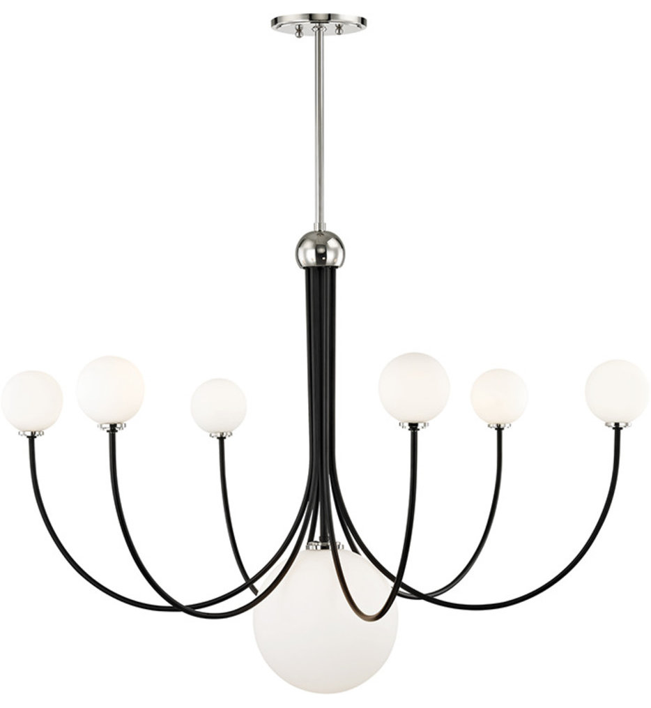 """Coco 40"""" Chandelier"""