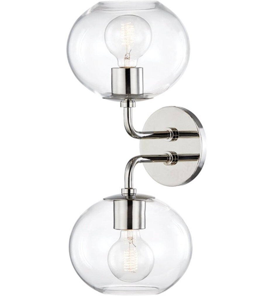 "Margot 19.25"" Wall Sconce"