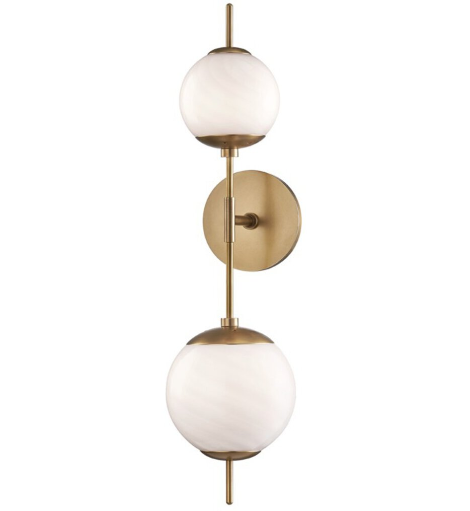 """Remi 22.25"""" Wall Sconce"""
