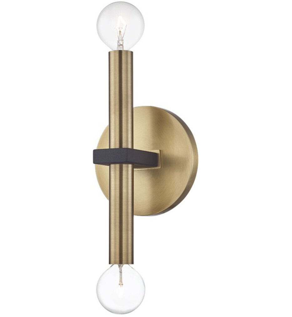 """Colette 12.25"""" Wall Sconce"""