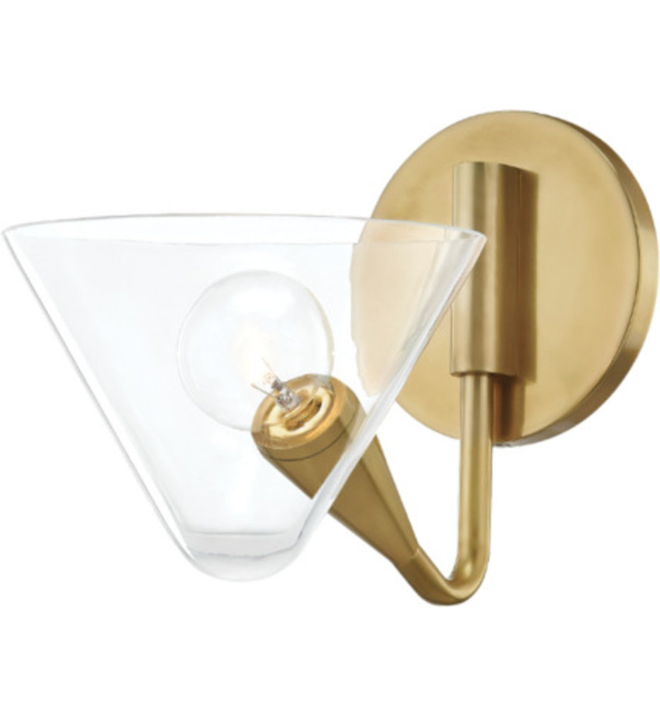 """Isabella 7.25"""" Wall Sconce"""