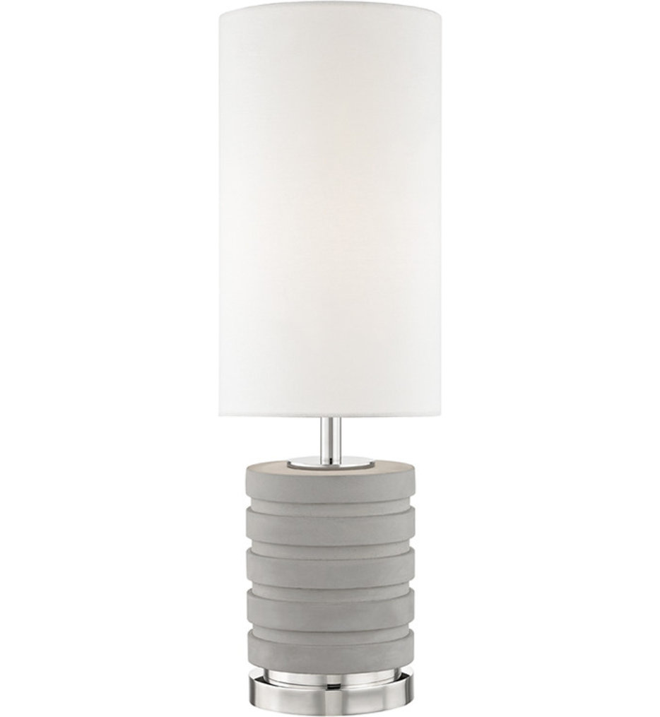 "Iris 24.5"" Table Lamp"