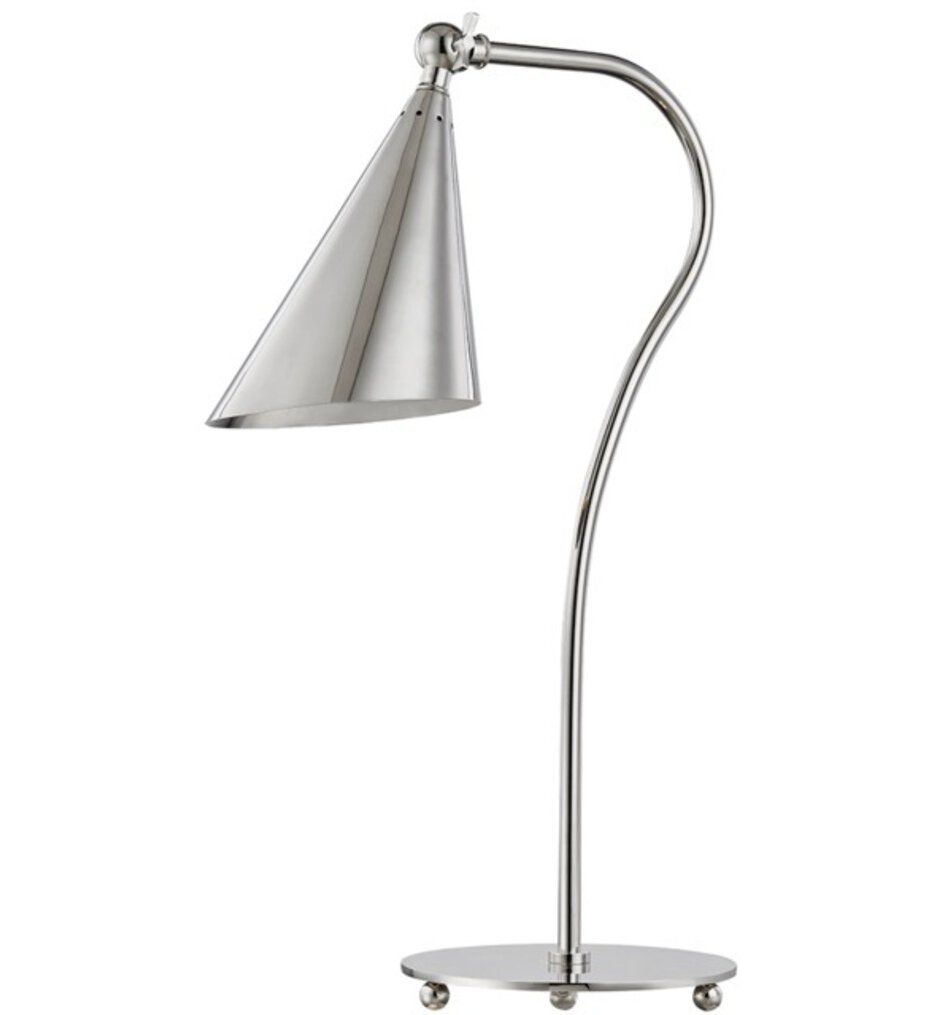"""Lupe 20.5"""" Table Lamp"""